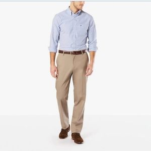 NEW Dockers Big & Tall Stretch Classic Khaki Pant
